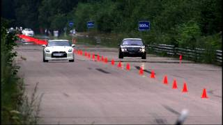 Moscow Unlim 500: Nissan GT-R vs MB CL65 AMG