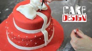 Gâteau de mariage ! Cake design : la déco c