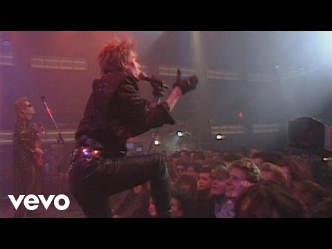 The Psychedelic Furs - Midnight To Midnight (The Tube 1987)