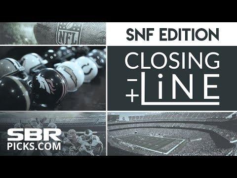 Sunday Night Football NFL Betting Show | Cowboys vs Raiders Preview | Closing Line