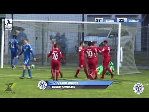 Regionalliga Südwest, 31. Spieltag: FC-Astoria Walldorf - Kickers Offenbach