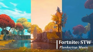 Fortnite OST: Plankerton/Autumn Biome Music HD | Save the World