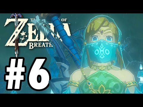 HARDEST BOSS FIGHT YET! - The Legend Of Zelda: Breath Of The Wild - Gameplay Part 6 (Switch)