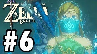 HARDEST BOSS FIGHT YET! - The Legend Of Zelda: Breath Of The Wild - Gameplay Part 6 (Switch)