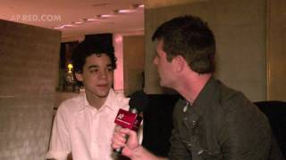 AP-RED Interview w/David Alvarez of Billy Elliot