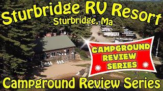 Sturbridge RV Resort Reטiew Sturbridge, MA Thousand Trails