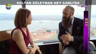 """Halit Ergenç Röportajı - ShowTV """"Heycanlı"""" - 14.04.2014"""