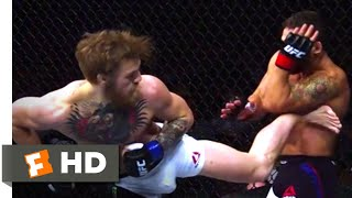 Conor McGregor: Notorious (2017) - Conor McGregor vs. Chad Mendes Scene (5/10) | Movieclips
