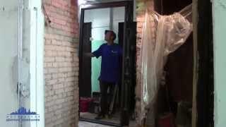 видео двери fortus