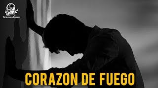 CORAZÓN DE FUEGO (RELATOS DE HORROR)