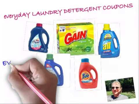 Everyday Laundry Detergent Coupons