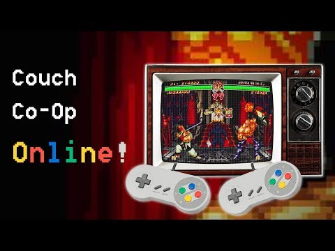 Couch Co-Op Online With Parsec - Play Offline Co-Op Games ONLINE