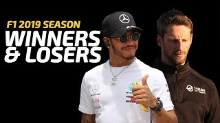 Best & Worst of F1 2019? | Winners & Losers: Season Review | Crash.net