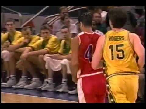 PR vs Australia  @Goodwill Games 1998 Semifinal