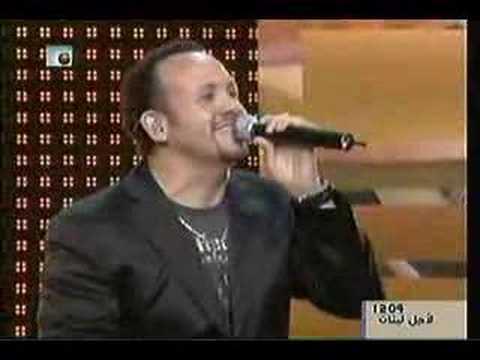 hisham abbas on arabic superstar 5, 06-01-08