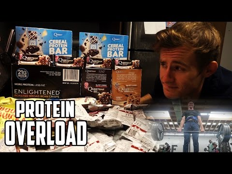 AWAKE | QUEST BAR OVERLOAD, SICKNESS, LIFTING IN 2017!