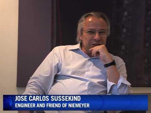 Brazil's most famous architect celebrates 102nd birthday
