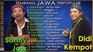 2in1 Didi Kempot Sonny Josz Tembang Jawa Terpopuler HQ Audio