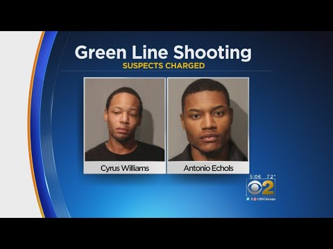 3 Charged In Connection To CTA Green Line Shooting