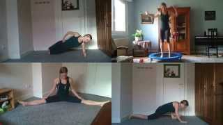 Mes exercices physiques d