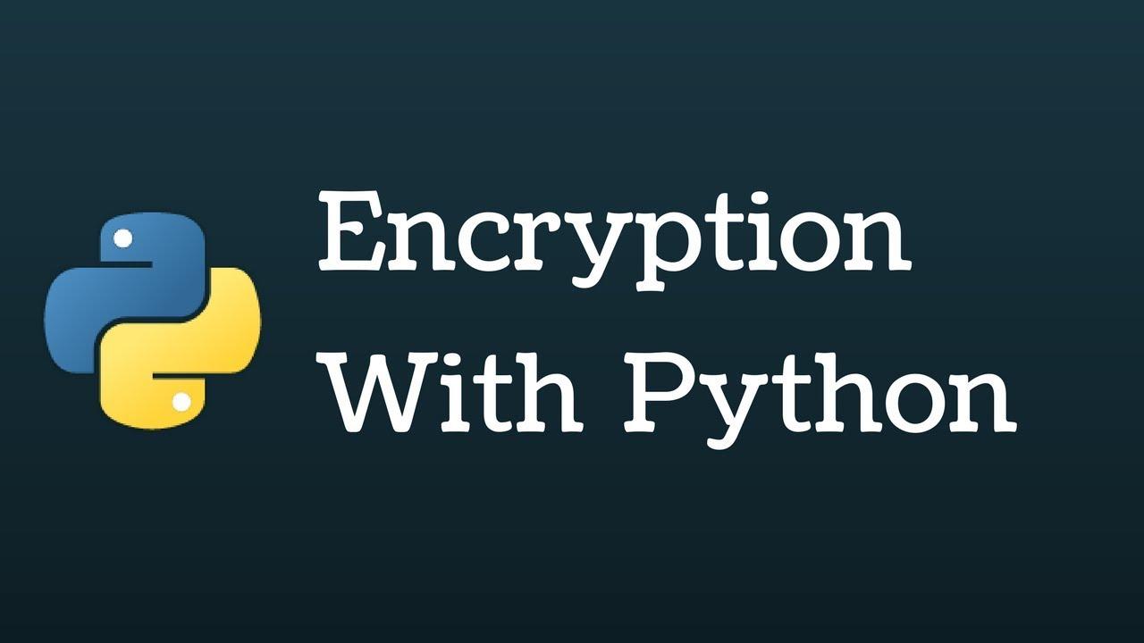 Python AES Encryption/Decryption using PyCrypto Tutorial