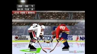 NHL 97 - Gameplay PSX / PS1 / PS One / HD 720P (Epsxe)