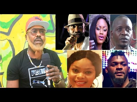 MARC HOUSE akebisi FALLY, GLORIA na KEN sur lukuta ya CAMEROUN+a feliciter CARINE pona DJ ARAFAT