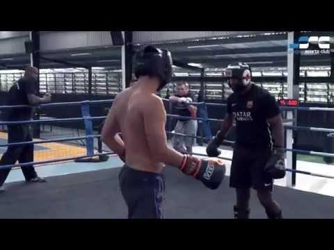 MMA Training - Kick Boxing - Cung Le - Saigon Sport Club