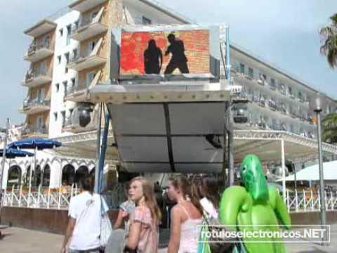 Decoracion de pub y discotecas de rotuloselectronicos net - Decoracion de pub ...