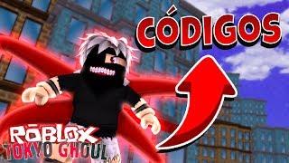 ROBLOX: 3 CODES IN RO: GHOUL!!! #96 ‹ BRUNINHO ›
