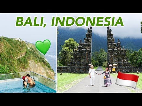 My dad tried to be a vlogger! (Bali, Indonesia) | Lovely Geniston