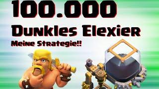 100.000 DUNKLES ELEXIER FARMEN PRO TAG - TUTORIAL - meine Strategie