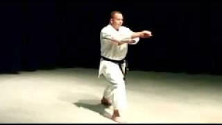 Kanku dai Shotokan Karate Kata