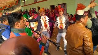 Gaddi marriage at upper Beth khanaarada Sunil's marriage