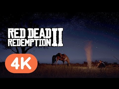 Red Dead Redemption 2 On PC - Official 4K Trailer