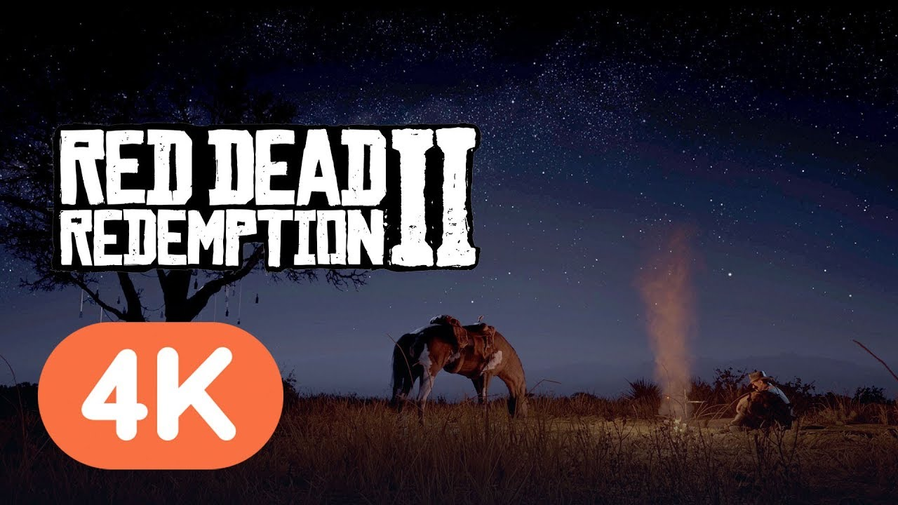 Red Dead Redemption 2 On Pc Official 4k Trailer