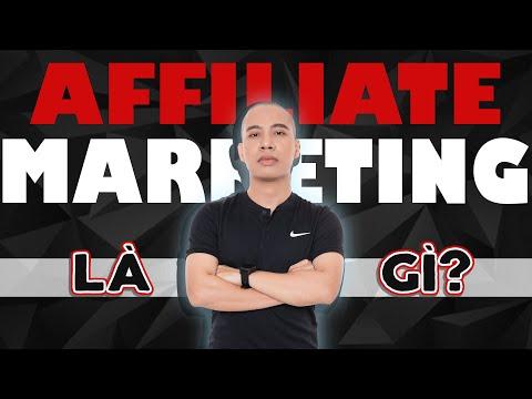 Affiliate Marketing ( Tiếp Thị Liên Kết) là gì ? - Cách kiếm tiền hiệu quả nhất