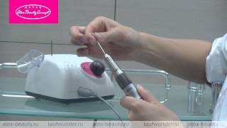 Аппарат для маникюра и педикюра Nail Jet 150 от Alex Beauty Concept (Германия)