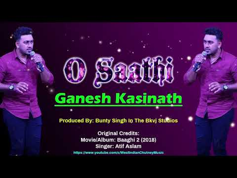 Ganesh Kasinath - O Saathi (2019 Bollywood Cover)
