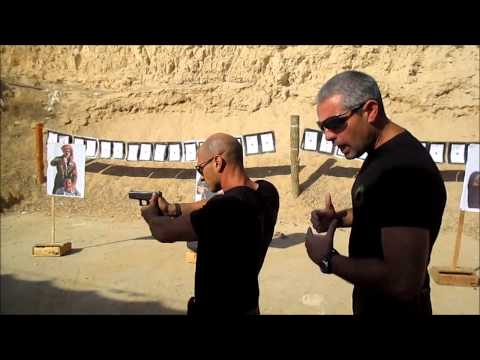 The Israeli Pointing Methodירי בשיטת ההצבעה