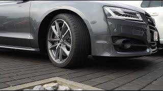 Audi S8 с пробегом 71 км забираем и оформляем.