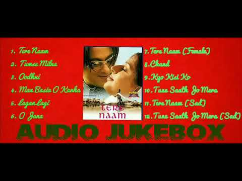 Tere Naam Full Album Song // Salman Khan Hites //on TkUniverse