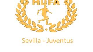 MUFA Sevilla FC vs Juventus FCHome vs Away ROBLOX MPS