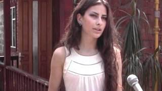 Мисс Украина - Лика Роман (Miss Ukraine - Lika Roman) Смела 1 часть