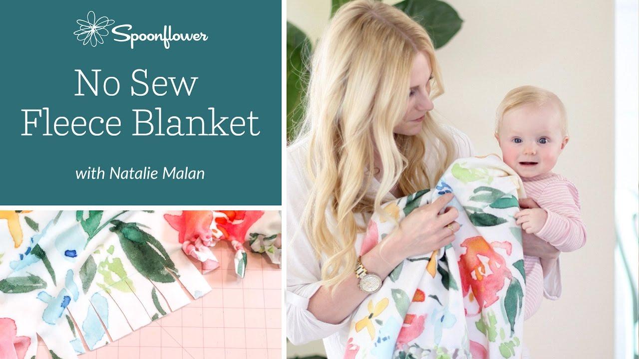 Fleece Fabric - Shop 1000s of Fleece Designs | Spoonflower