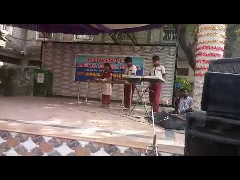 Kanamma song by kinston school student