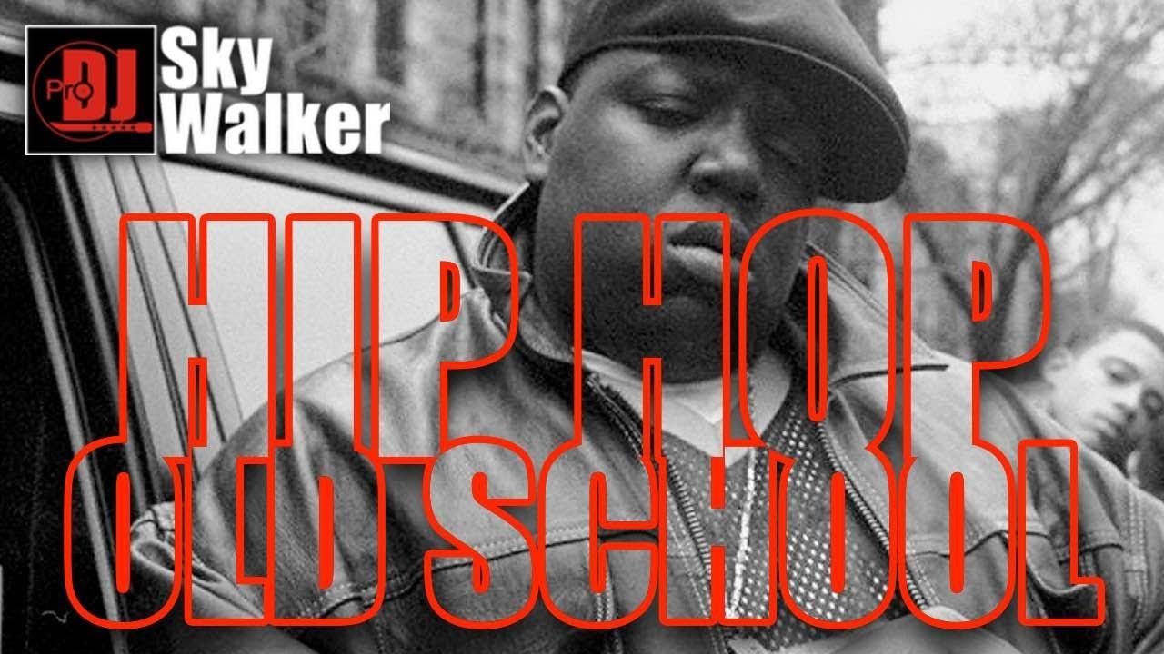 Hip Hop RnB Rap Music Mix   OldSchool NewSchool DJ SkyWalker