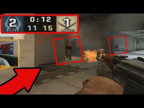 SICK LAST SECOND SPRAY TRANSFER CLUTCH! SATISFYING ONE TAP! DAILY DOSE OF CS:GO #45