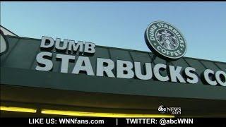 Repeat youtube video 'Dumb' Starbucks Closed for Health Violation