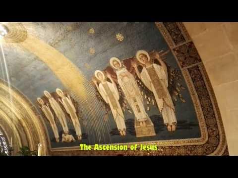 כנסיית ההשתנות, הר תבור - מידע רב על מבנה הכנסייה הקתולית